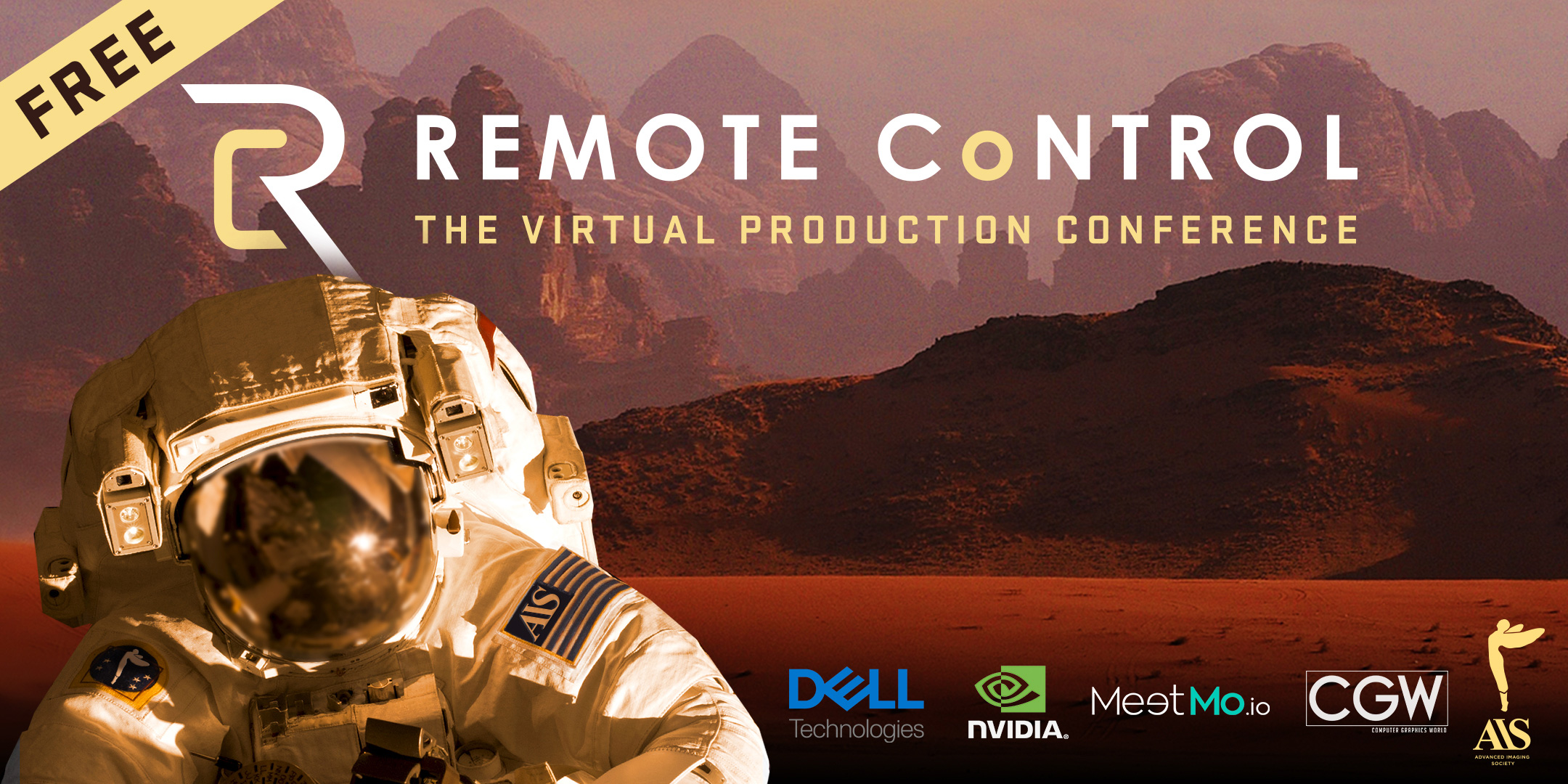 Remote Control - the virtual production conference